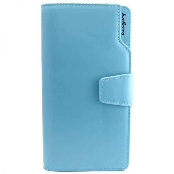 кошелек baellerry business женский голубой